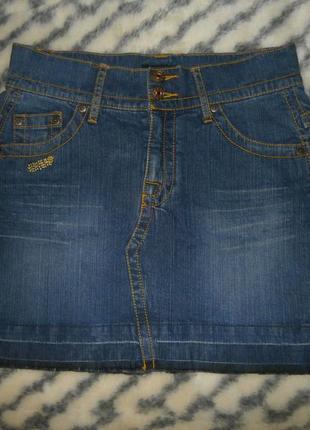 Женская джинсовая юбка laura scott