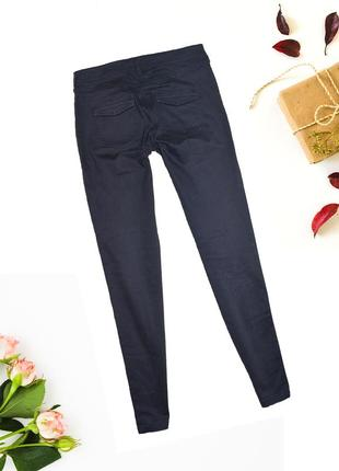 Штаны джинсы узкие с карманами skinny river island2 фото