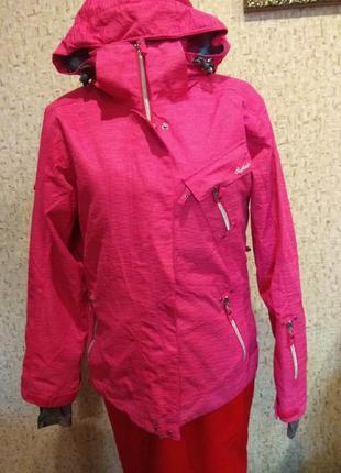 Лыжная термо куртка 44-46 размер