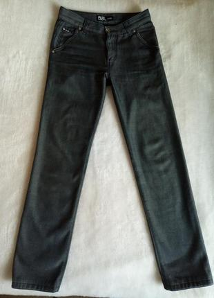 Утепленные флисом джинсы,бедра до 94,рост до 185