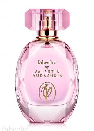 Парфюмерная вода для женщин faberlic by valentin yudashkin rose 3004 faberlic