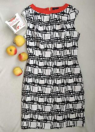 Классное платье-футляр  миди от tu, размер 3xl