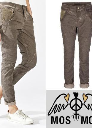 Крутые, новые женские брюки, джинсы mos mosh