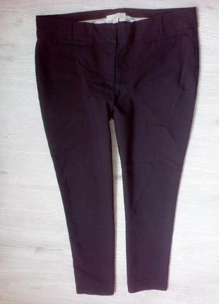 Стильные брюки, зауженные