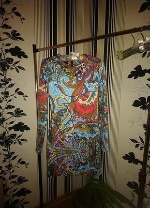 Теплое нарядное платье