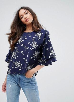 Красивая блуза qed london