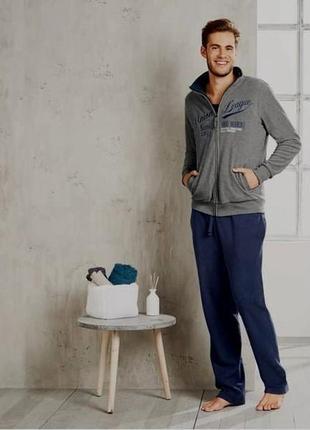 Теплые флисовые штаны для дома/livergy/германия.