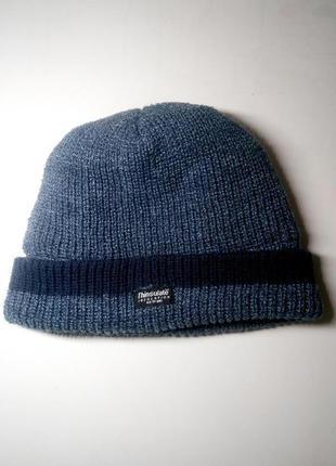 Зимняя шапка большой размер 56-66