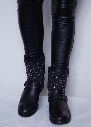 Стильные   ботинки pepe jeans