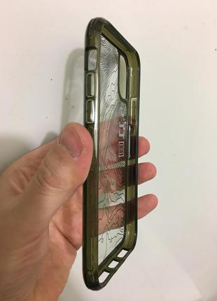 Противоударный чехол griffin survivor 5.11 tactical edition clear для iphone x xs5 фото