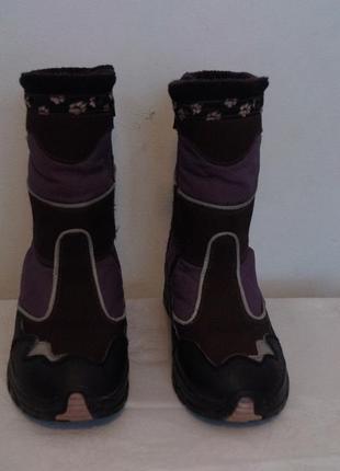 Зимние ботинки фирмы jack wolfskin2 фото