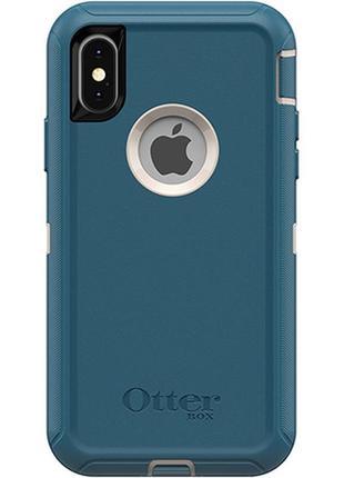 Противоударный чехол otterbox defender для iphone x xs новый  оригинал