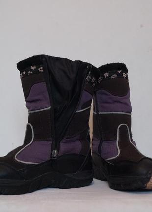 Зимние ботинки фирмы jack wolfskin4 фото