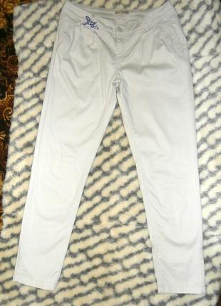 Стильные женские брюки микровельвет orsay