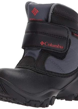 Зимние ботинки columbia р. us9-us11. оригинал