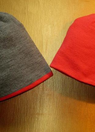 Распродажа двухсторонняя шапочка tchibo, германия в спортивном стиле - деми, еврозима