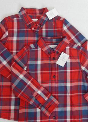 Рубашка котоновая 8 лет