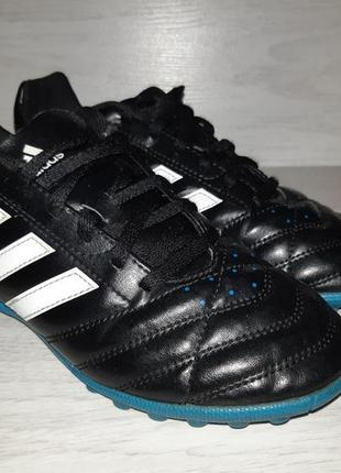 Сороконожки, шиповки adidas оригинал 37 р. стелька 23 см