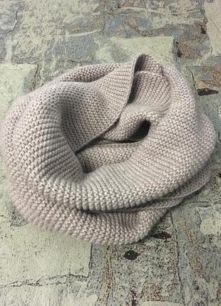 Снуд шарф платок