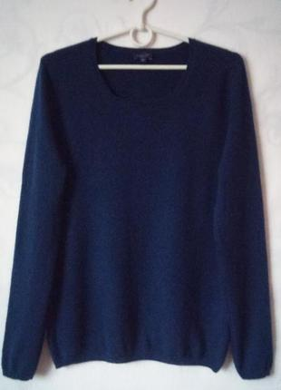 Кашемир! красивый свитер-джемпер 100% кашемир