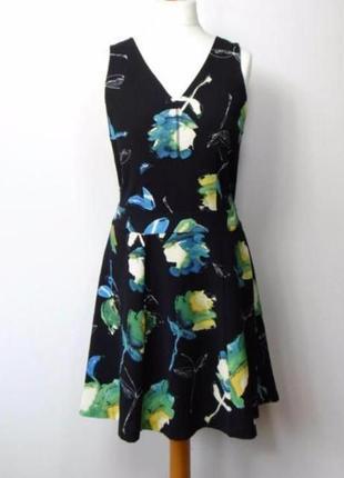Большой размер! новое платье next (uk18 - наш 52)