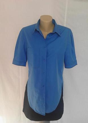 Стильная рубашка блузка, люкс бренд франция
