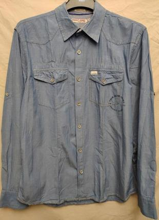 Рубашка semi fit point zero