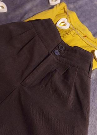 Крутые шерстяные шорты