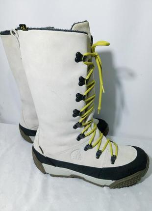 Замшевые зимние термо сапоги,ботинки icebug eir-l(айсбук), 42р,стелька27см, отличное