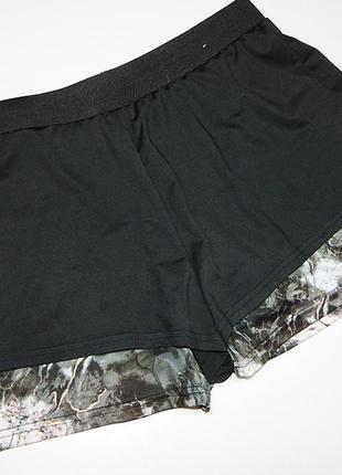 Workout двойные шорты