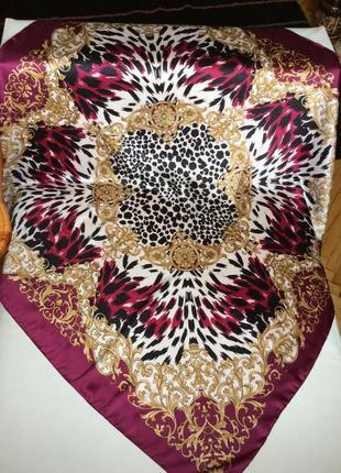 Метровый платок полиэстер c&a
