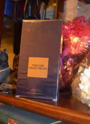 Tom ford velvet orchid 100 ml парфюмированная вода