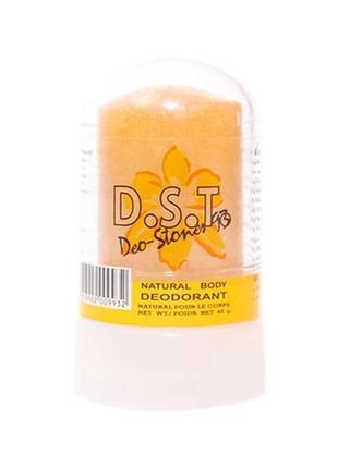 Солевой тайский натуральный дезодорант d.s.t. 60 грамм