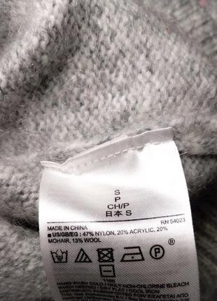 Натуральный свитер от бренда gap4