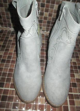 Ботильоны ботинки jenny fairy р.38.оригинал.сток5