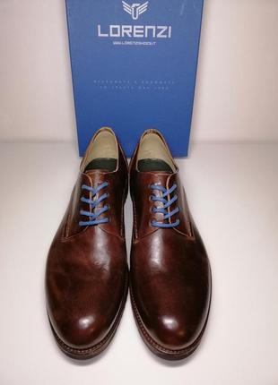 Мужские итальянские туфли