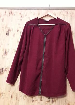 Нарядная блузка на р.42-46
