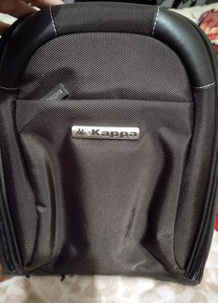 Рюкзак портфель женский kappa новый