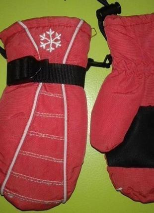 Дитячі рукавички