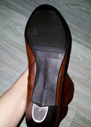 Срочно! новые jones bootmaker ботинки ботильоны 41 42 кожа демисезон англия3 фото