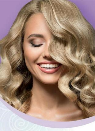 Кондиционер-мусс для волос с молочными протеинами