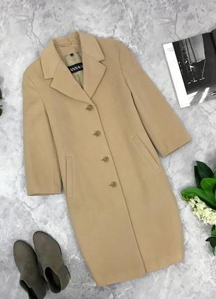 Элегантное пальто с рукавом 3\4  ov1902072  anna k