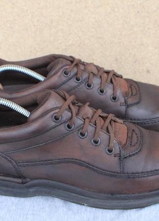 Ботинки rockport кожа сша 42.5 р туфли мужские