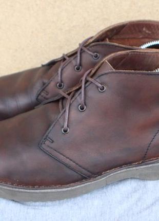 Ботинки rockport кожа сша 41 р