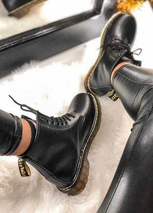 Ботинки dr. martens на меху 36-40