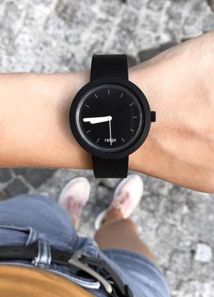 Силиконовые часы