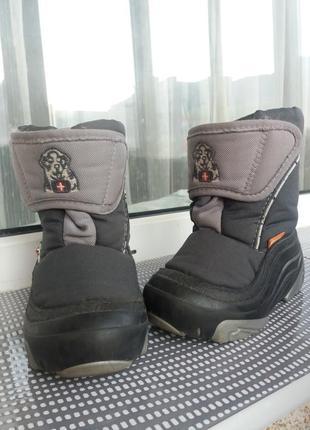 Ботинки зимние,ботінки зимові, демари.детские зимние дутики, сноубутсы