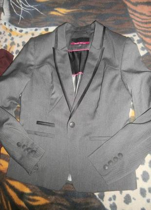 Женственный пиджак