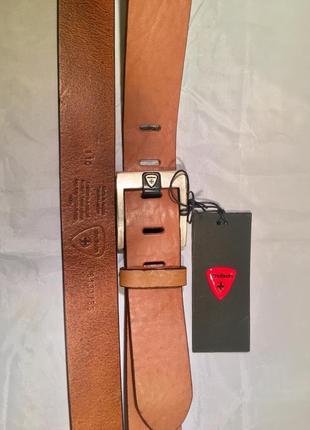 Кожаный ремень strellson оригинал кожа буйвола2 фото