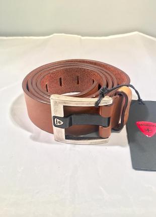Кожаный ремень strellson оригинал кожа буйвола3 фото